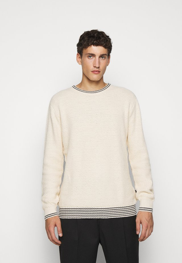 FRANKLIN PINEAPPLE - Pullover - off white