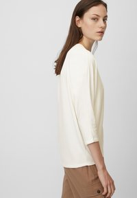 Marc O'Polo - Long sleeved top - white - 3