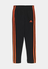 adidas Performance - UNISEX - Tracksuit - black/true orange - 2