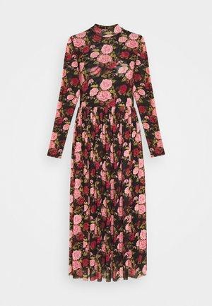 MIDI DRESS - Day dress - rose