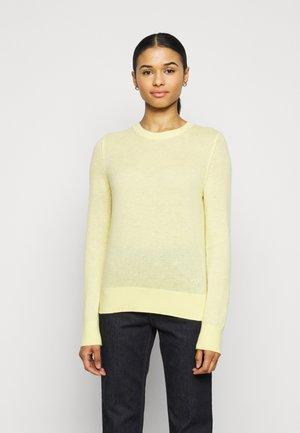 BLEND - Jumper - jasmine yellow