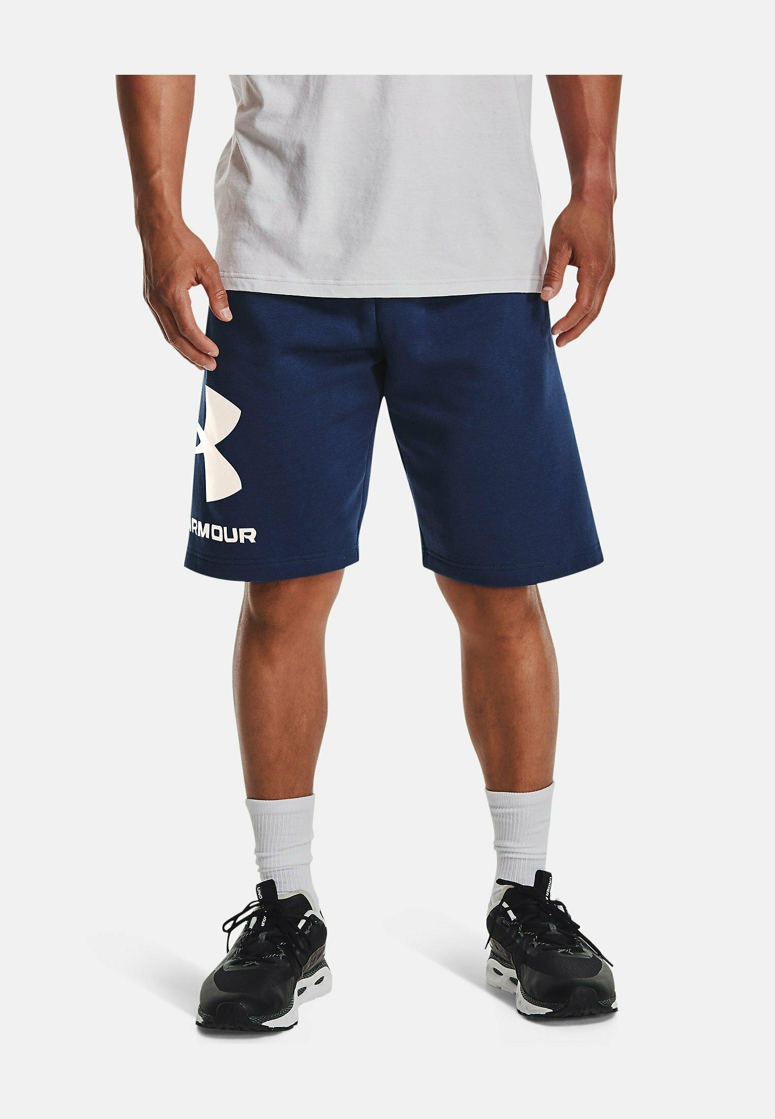 Men RIVAL BIG LOGO SHORTS - Sports shorts