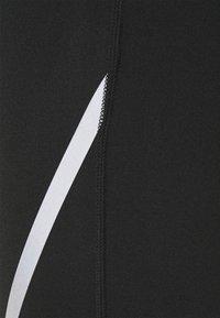 Even&Odd active - Leggings - black/silver - 5