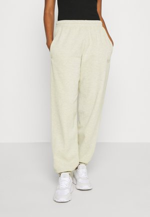 PANT - Tracksuit bottoms - sand