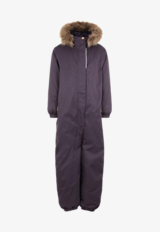 Snowsuit - purple