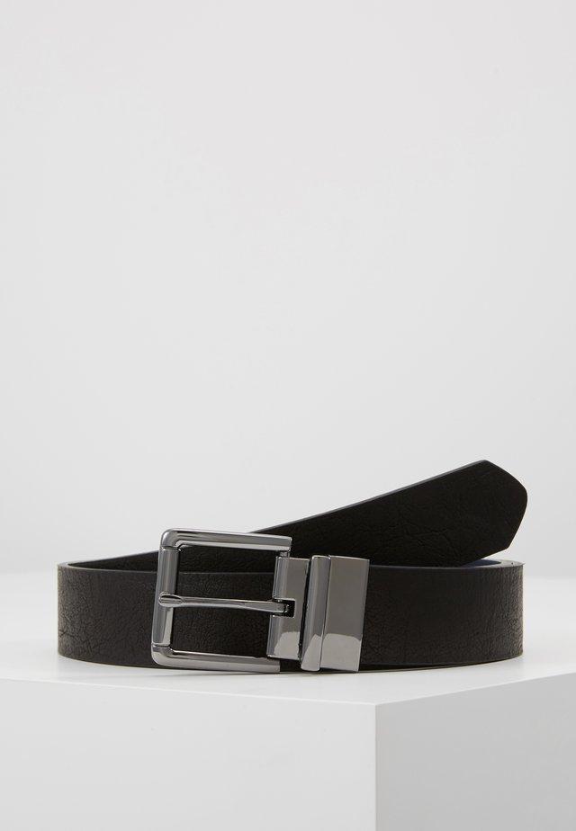 Cinturón - dark blue/black