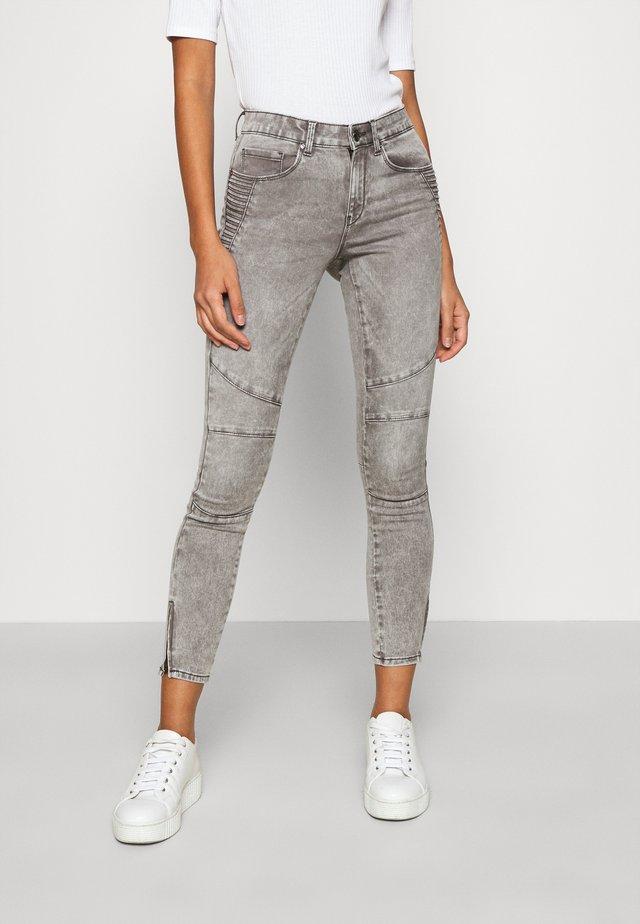 ONLROYAL LIFE  - Jeans Skinny Fit - grey denim