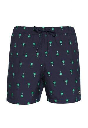 SANTIAGO SWIM - Shorts da mare - peacoat