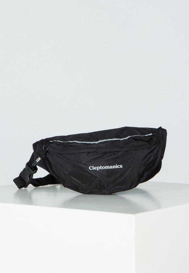 MEGA REFLECTIVE - Bum bag - black