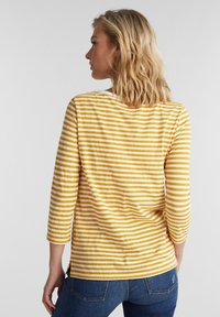 edc by Esprit - Long sleeved top - brass yellow - 2