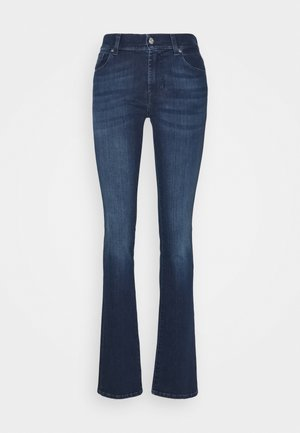 EXCLUSIVITY - Jeansy Bootcut - dark blue