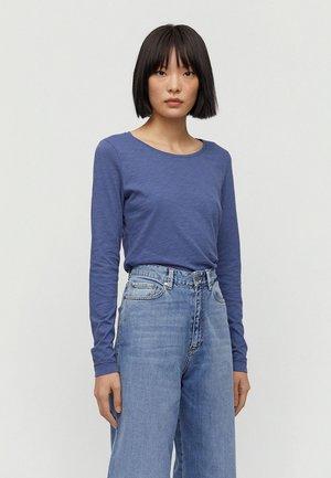KARAA - Long sleeved top - blue indigo