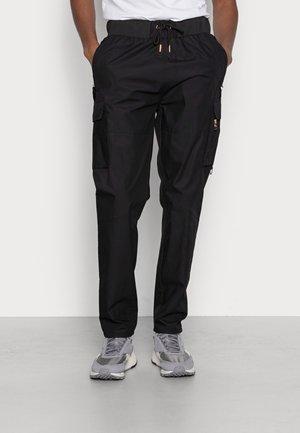 VOLTOS WOVEN PANT - Broek - black