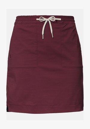 GIZEH - Sports skirt - rot