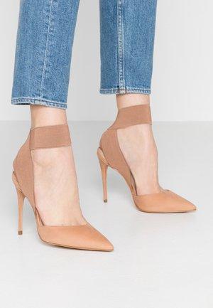 YBELILLA - High heels - taupe