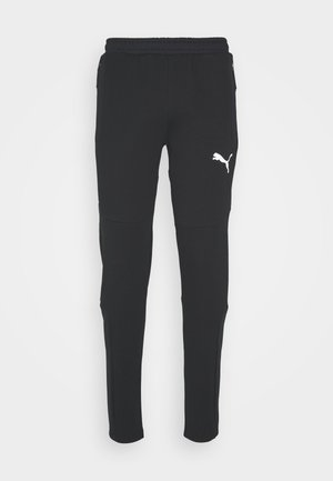 EVOSTRIPE - Tracksuit bottoms - black