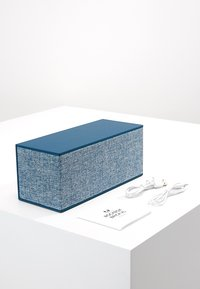 Fresh 'n Rebel - ROCKBOX BRICK XL FABRIQ EDITION BLUETOOTH SPEAKER - Speaker - indigo - 3