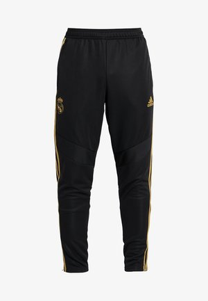 REAL MADRID CLUB CLIMACOOL FOOTBALL PANTS - Jogginghose - black