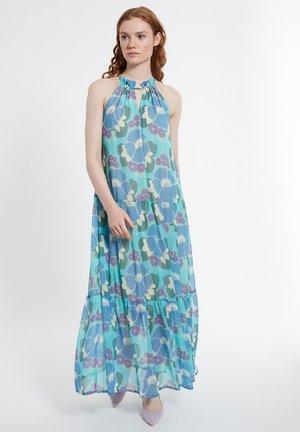 Maxi-jurk - blau