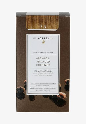 ARGAN OIL ADVANCED COLORANT - Coloration - 7.3 honey blonde
