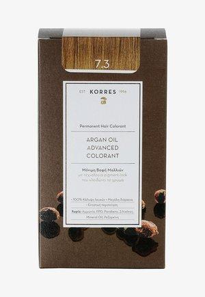 ARGAN OIL ADVANCED COLORANT - Hair colour - 7.3 honey blonde
