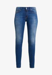 Replay - LUZ HIGH WAIST - Jeans Skinny Fit - medium blue - 4