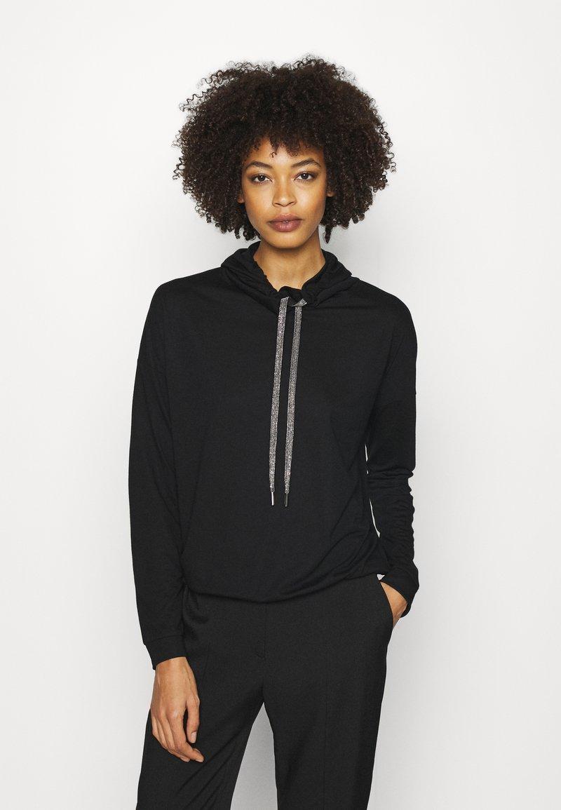Opus - GIANKA - Sweatshirt - black