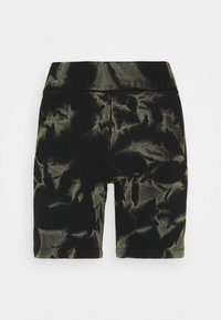 AllSaints - JAMIE TYDY - Shorts - black/khaki green - 0