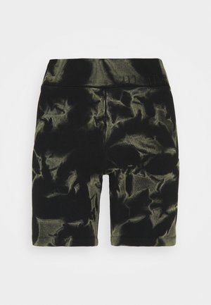 JAMIE TYDY - Short - black/khaki green