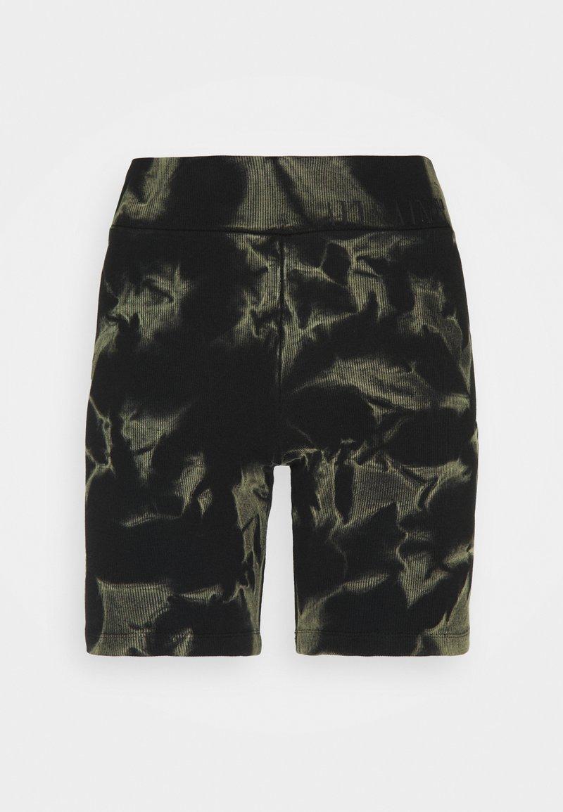 AllSaints - JAMIE TYDY - Shorts - black/khaki green