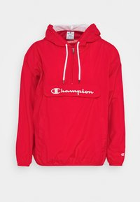 Champion - HALF ZIP - Větrovka - red - 4