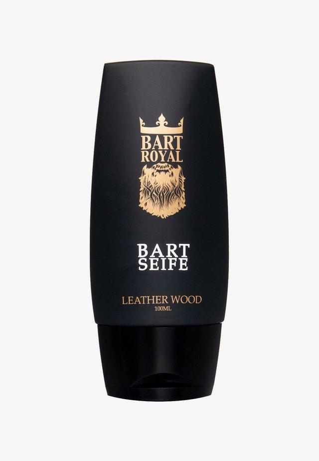 BART SOAP - Beard shampoo - leather wood