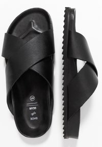 Shoe The Bear - CROSS - Mules - black - 1