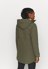 Didriksons - HELLE - Parka - fog green - 2