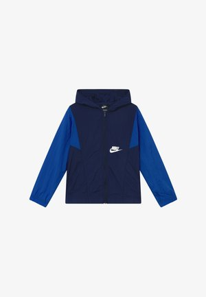 JACKET - Jas - midnight navy/game royal/white