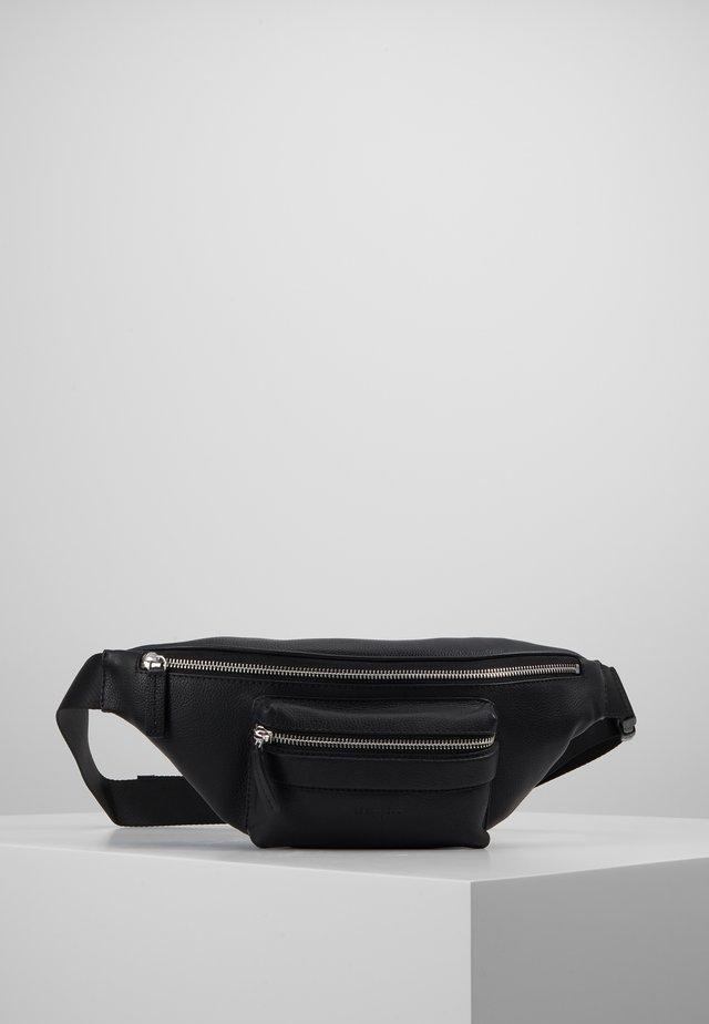 WAIST BAG - Across body bag - noir