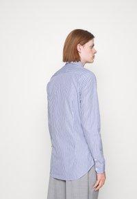MOSCHINO - BLOUSE - Shirt - light blue - 4