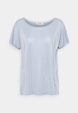 KAY TEE - Basic T-shirt - bel air blue