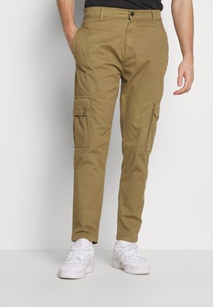 TAPERED PANTS - Cargobyxor - summerolive