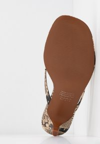 Who What Wear - SIENA - Flip Flops - natural - 6