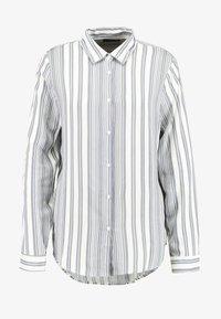 Cotton On - RACHEL EVERYDAY SHIRT - Button-down blouse - grey - 5