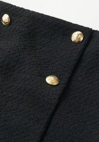 Mango - WINTOUR - A-line skirt - zwart - 6