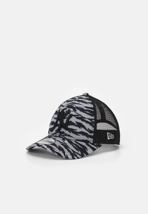 TIGER PRINT 9FORTY NEW YORK YANKEES UNISEX - Kšiltovka - grey