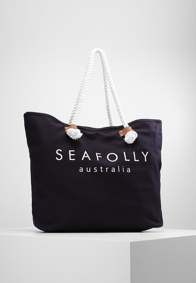 SHIP SAIL TOTE - Strandaccessories - indigo