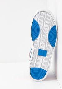 Puma - RALPH SAMPSON - Sneakers hoog - palace blue/lava blast/white - 4