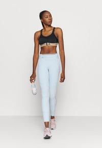adidas by Stella McCartney - TRUEPUR MAS BRA - High support sports bra - black - 1