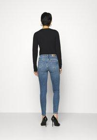 Liu Jo Jeans - DIVINE - Jeans Skinny Fit - blue wash - 2