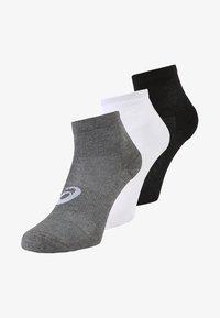 ASICS - QUARTER 3 PACK - Trainer socks - colour assorted - 0