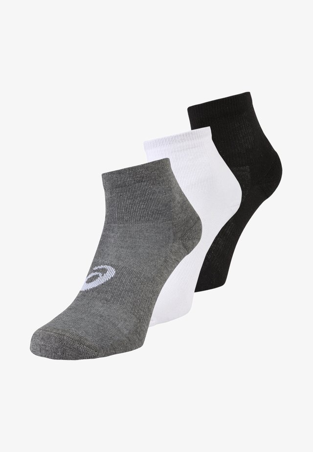QUARTER 3 PACK - Trainer socks - colour assorted