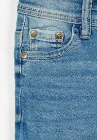 Name it - Straight leg jeans - light blue denim - 3